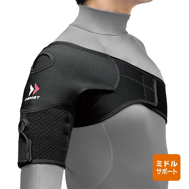 ザムスト ショルダーラップ (肩用サポーター 左右兼用)
